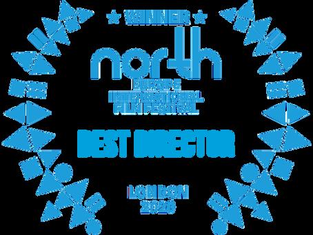 Winner - Best Director!