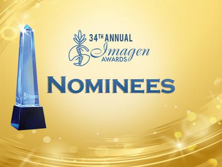 Joe Camareno is an IMagen Award Nominee!