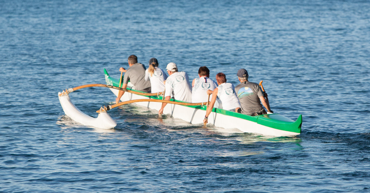 Long Distance Paddle