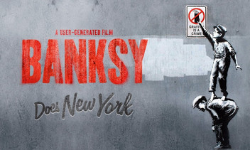 Banksy Does New York を観てきた話
