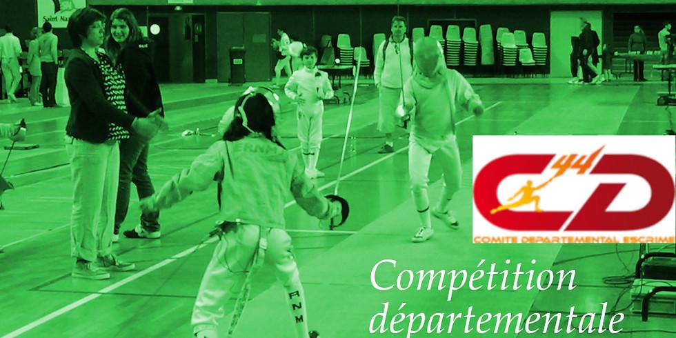 M 11/M13/M15 : Championnat départemental