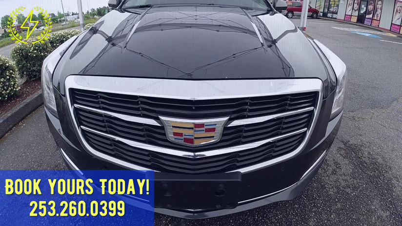 Cadillac Stage 1 Paint Correction