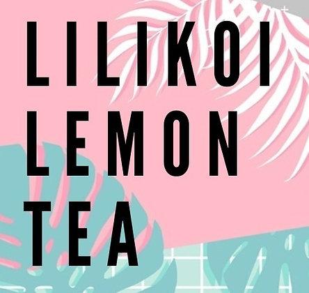 Lilikoi-Lemon & Black Tea