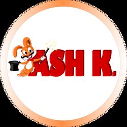 Ash-K-3D-OrangeCircle