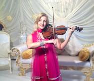 Bollywood Violinist