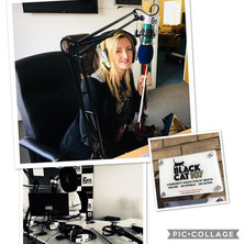 Caroline Violinist live on air