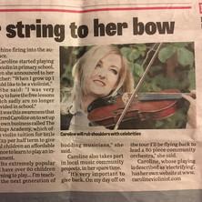 Caroline Violinist