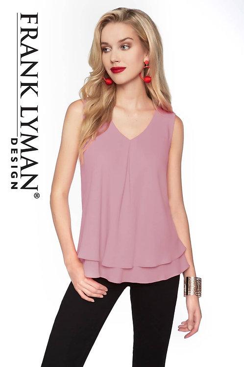 Camisole rosée Frank Lyman 61175
