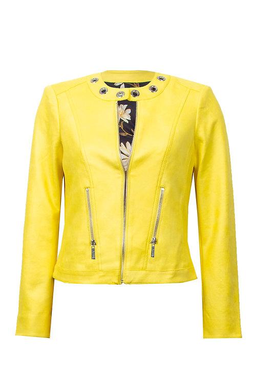 Jacket jaune Joseph Ribkoff 212901