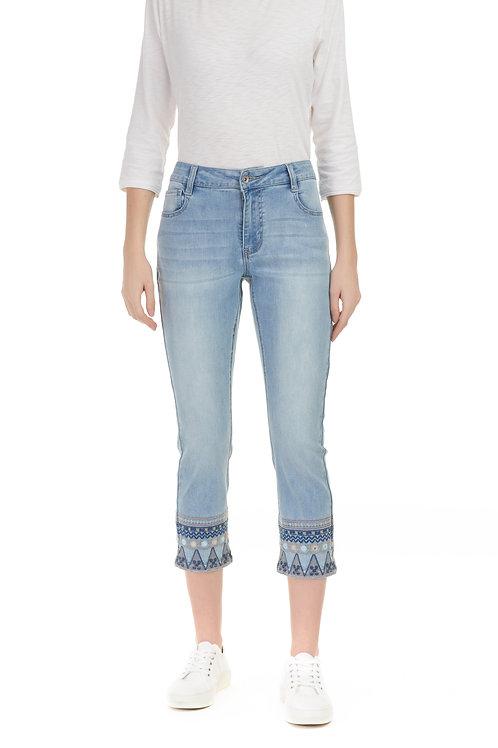 Jeans 7/8 Charlie B 5251-091B