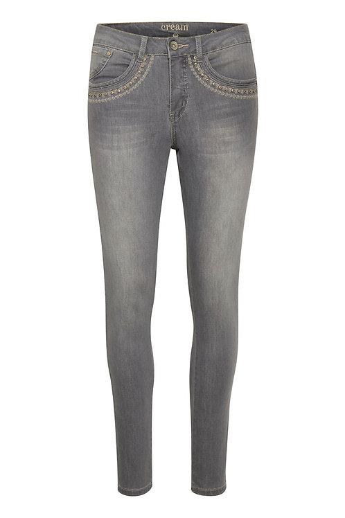 Jeans Cream 10607778
