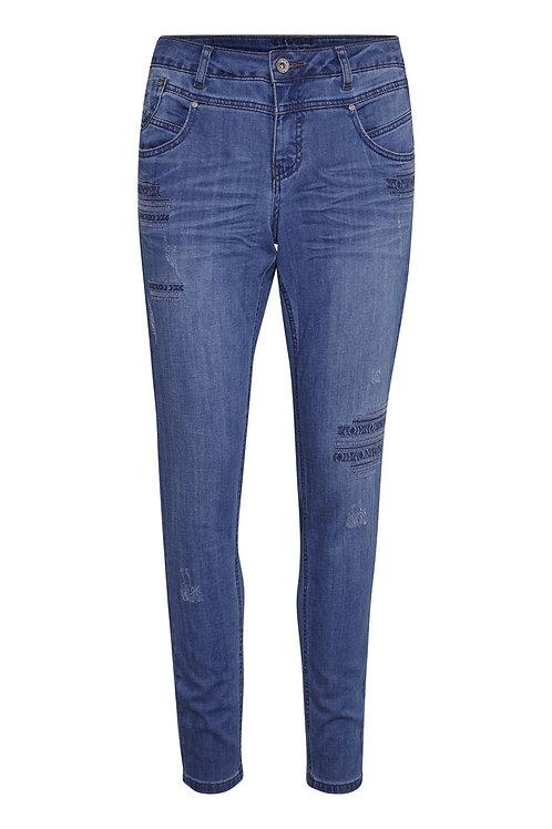 Jeans Cream 10605737