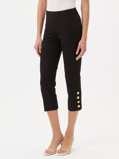 Pantalon noir 7/8 UP 67250UP