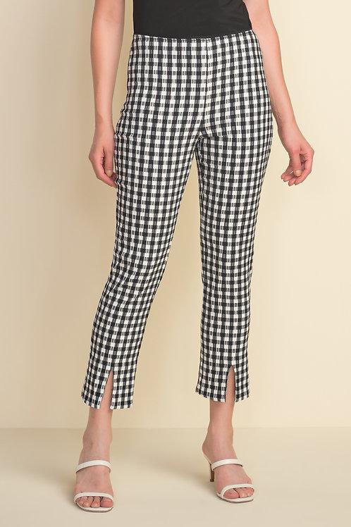 Pantalon à carreaux Joseph Ribkoff 212008
