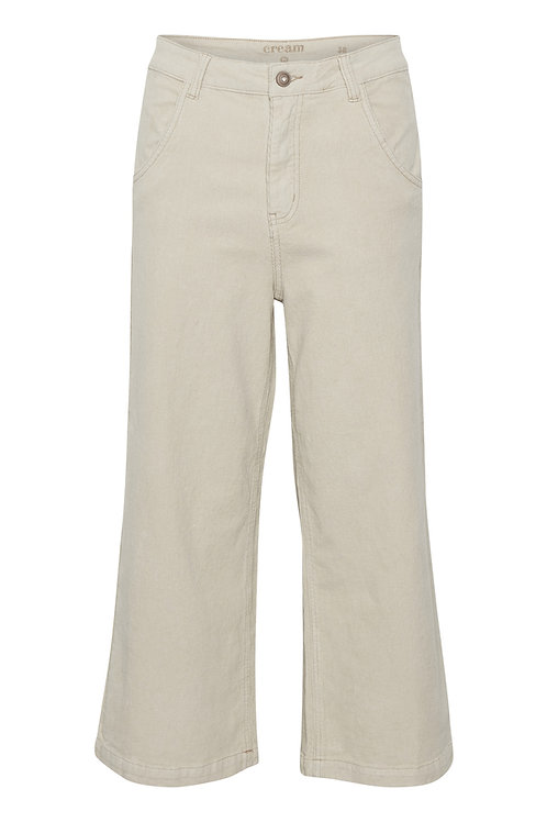 Pantalon gaucho Cream - 10606999