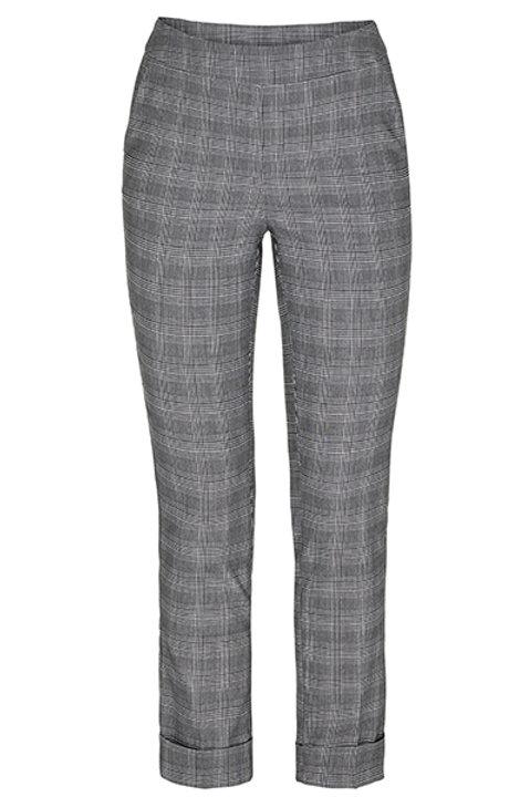 Pantalon à carreaux Tribal - 3038