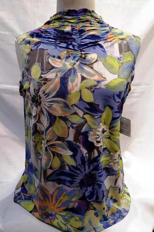 Camisole fleurie Trisha Tyler 10389