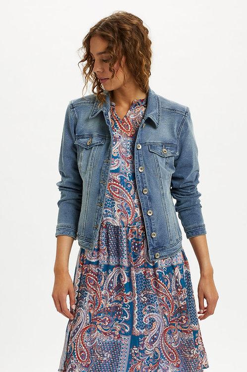 Jacket jeans Cream 10607980