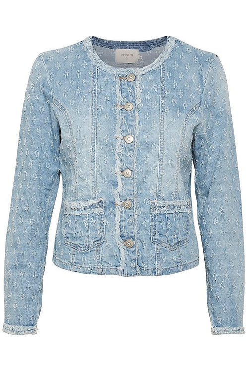 Jeans jacket Cream 10605995