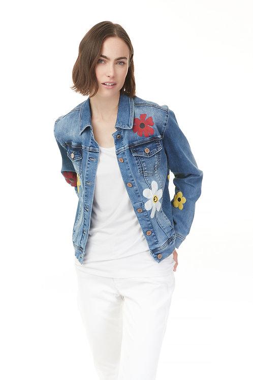 Jeans jacket Charlie B 6302-060B