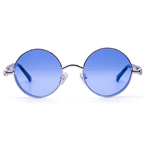 Spotlight (Silver/blue)