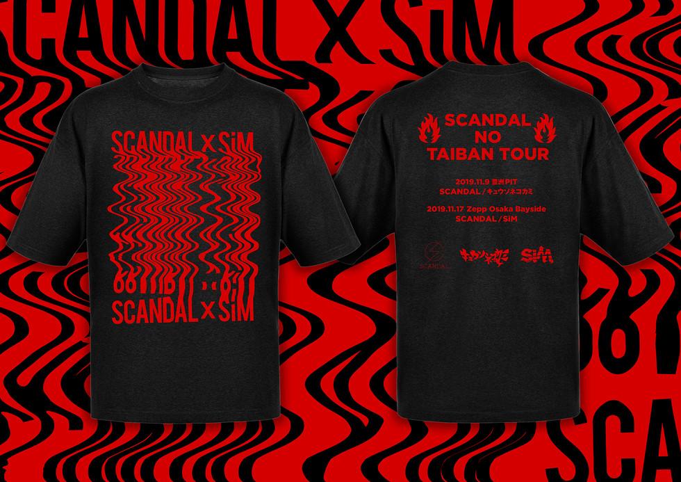 SCANDAL_SCANDAL NO TAIBAN TOUR 2019 Tour Goods