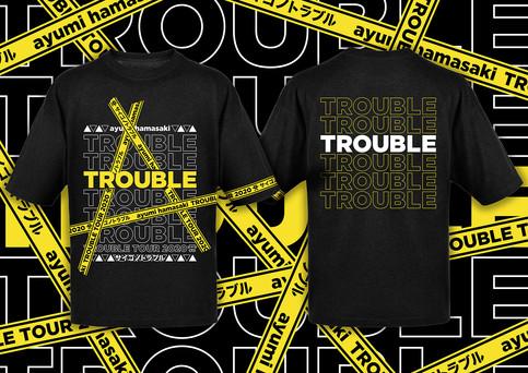 ayumi hamasaki TROUBLE TOUR 2020 A ~サイゴノトラブル~ Tour Goods