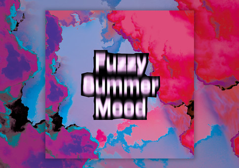 SCANDAL_Fuzzy Summer Mood Artwork