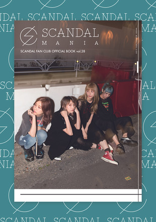 SCANDAL_SCANDAL MANIA FAN CLUB OFFICIAL BOOK vol.28