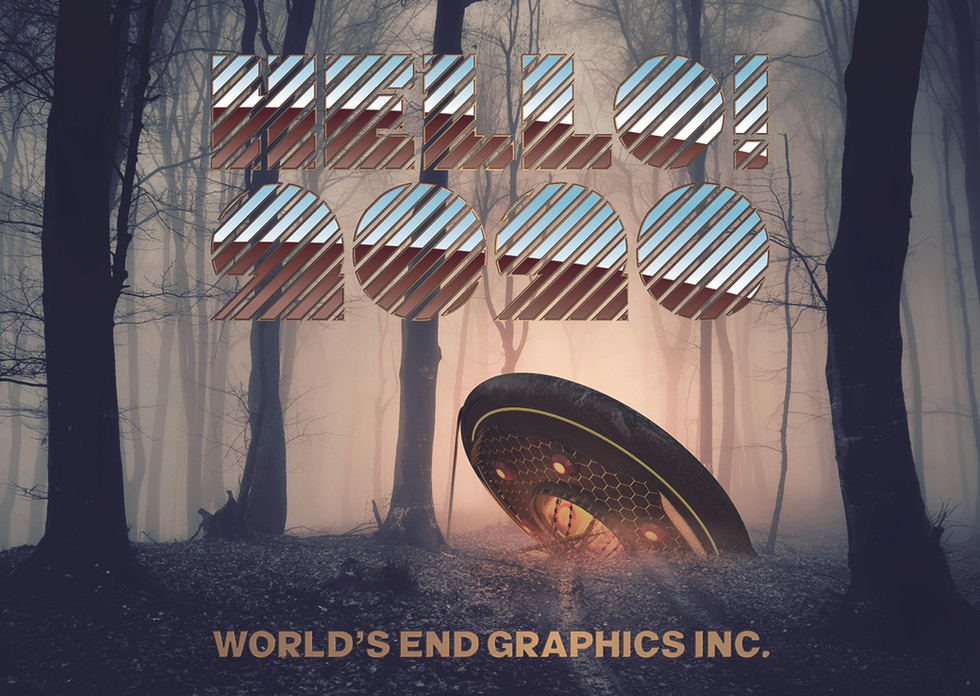 WORLD'S END GRAPHICS INC._2020 Artwork