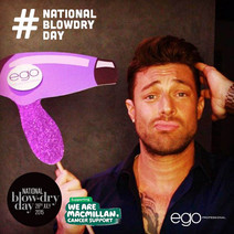 National Blow Dry Day - Waterloo