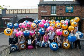 Gala Bingo Record on Coronation Street