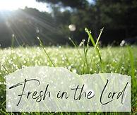 Fresh in the Lord.jpg