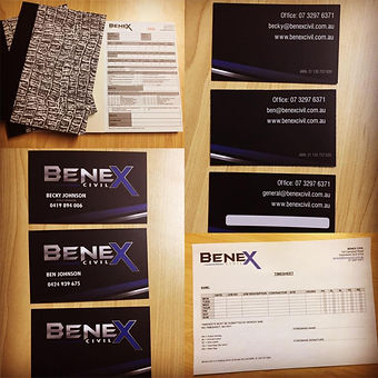 Benex Business Cards Docket Books.jpg