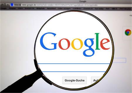 Removemos o seu nome do google.