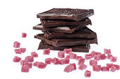 Chocolat framboise - Maison Bio Sain