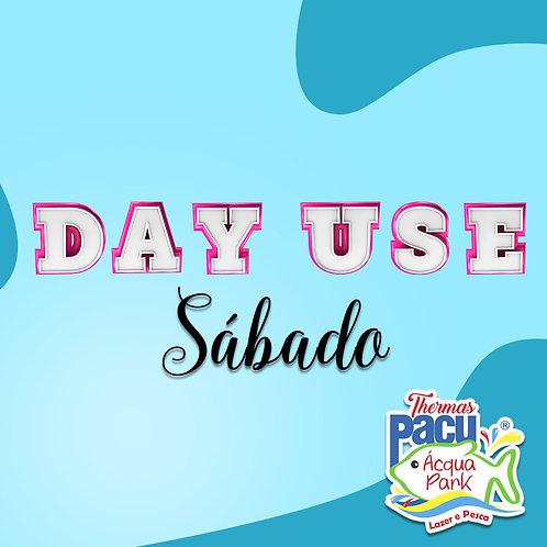 DAY USE - SÁBADO + Almoço