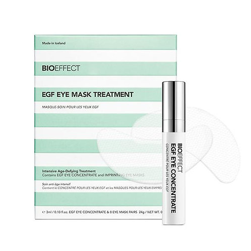 BIOEFFECT EGF Eye mask treatment