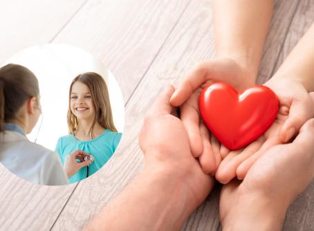 常見的兒童心臟病類型