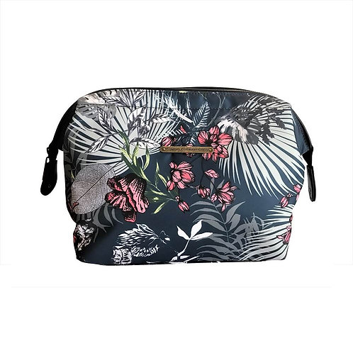 COMING COPENHAGEN Mia: Jasper Palm Symphonie Wash Bag