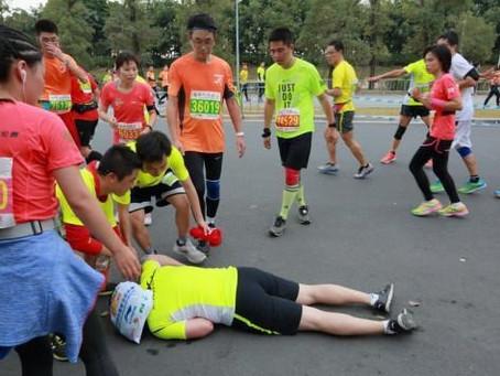 馬拉松賽前體檢 減低猝死風險