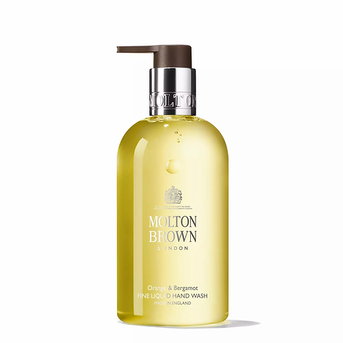 MOLTON BROWN Orange & Bergamot Fine Liquid Handwash