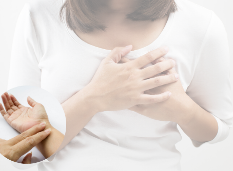 教你超簡單心臟自測法  10分鐘知結果