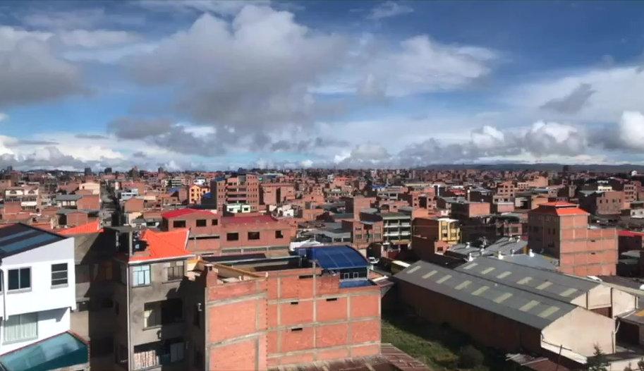 SurPanorama - La Paz - Parte 1