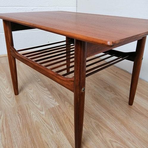 Mid Century G Plan Coffee / Side Table Kofod Larsen, Danish Design Stamped