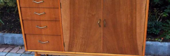 Remploy Walnut Sideboard