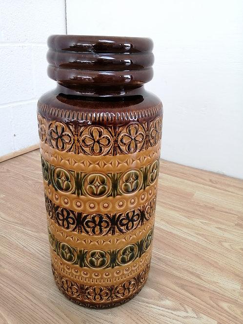 West German Floor Vase 289/47