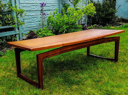Mid-Century Teak Coffee Table from Remploy