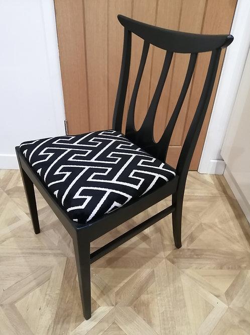 1960s G plan Single Desk Or Bedroom Chair Brasilia Range