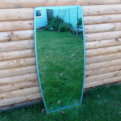 Mid-Century 1950s Mirror for Floor or Wall